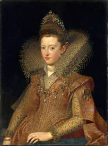 Margherita Gonzaga, Duchess of Lorraine (1605), Franz Pourbus, Metropolitan Museum of Art, NY 25.110.21